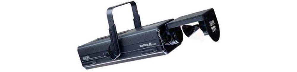 Сканеры (DMX) SGM Galileo IV 1200