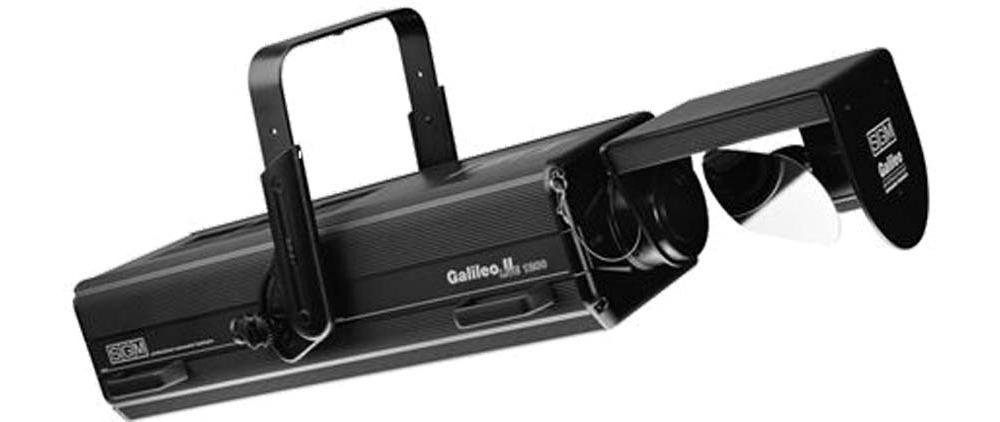 Сканеры (DMX) SGM Galileo II 1200