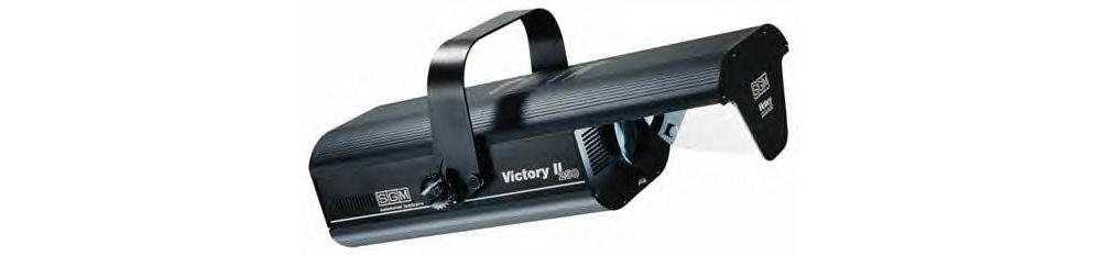 Сканеры (DMX) SGM Victory II 250