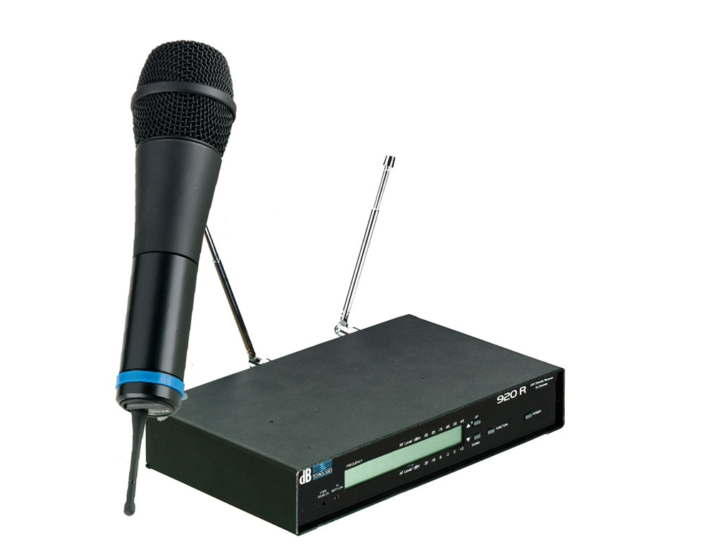 Все Микрофоны DB Technologies PU 920 M