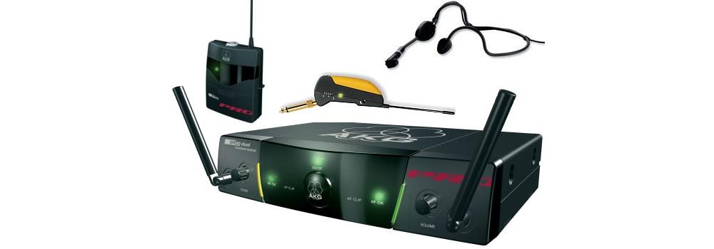 Все Микрофоны AKG WMS 40 Pro Guitar Special