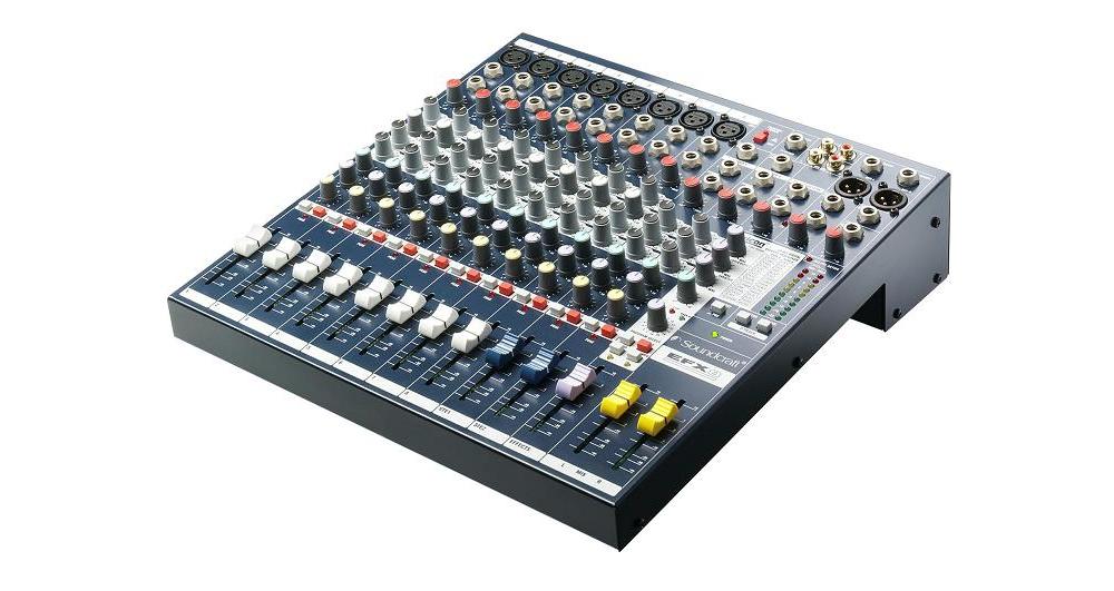 Микшерные пульты Soundcraft EFX8