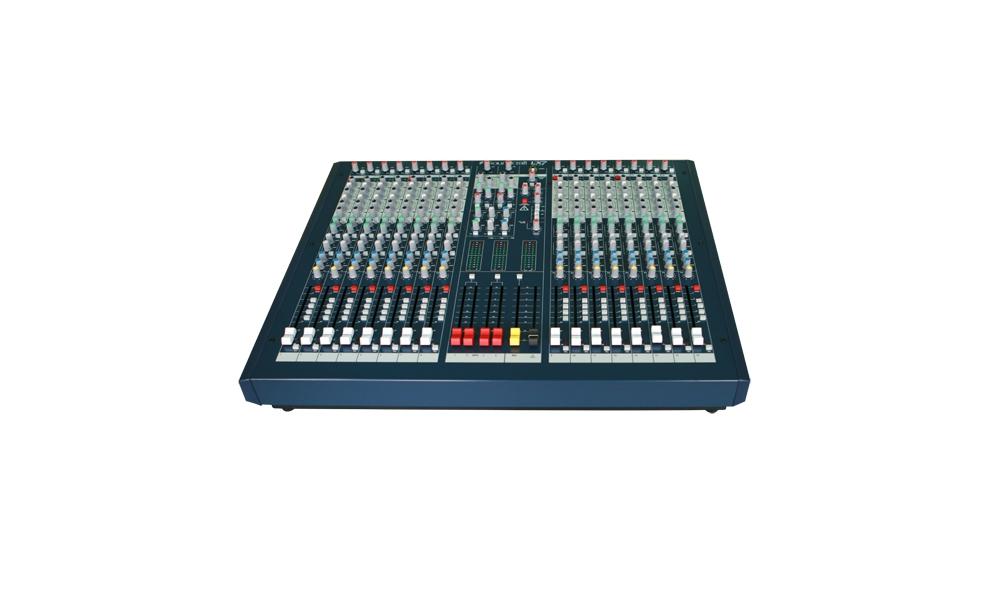 Микшерные пульты Soundcraft FX16II