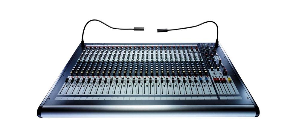 Микшерные пульты Soundcraft GB2 24ch