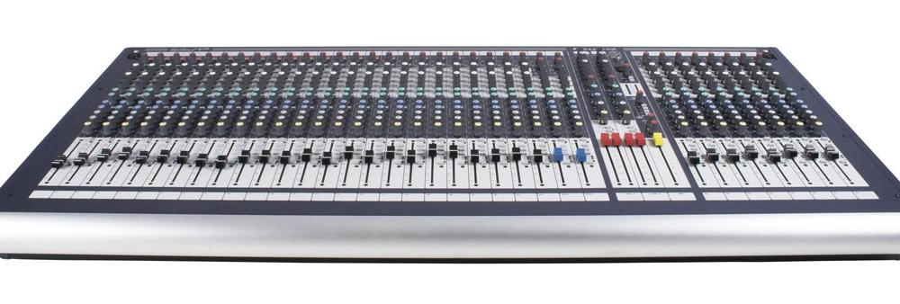 Микшерные пульты Soundcraft GB2 32ch