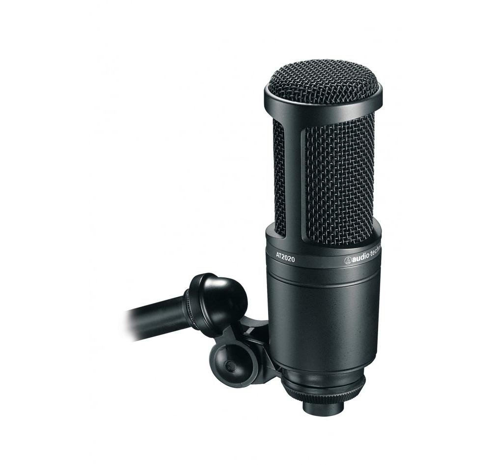 Все Микрофоны Audio-Technica AT2020