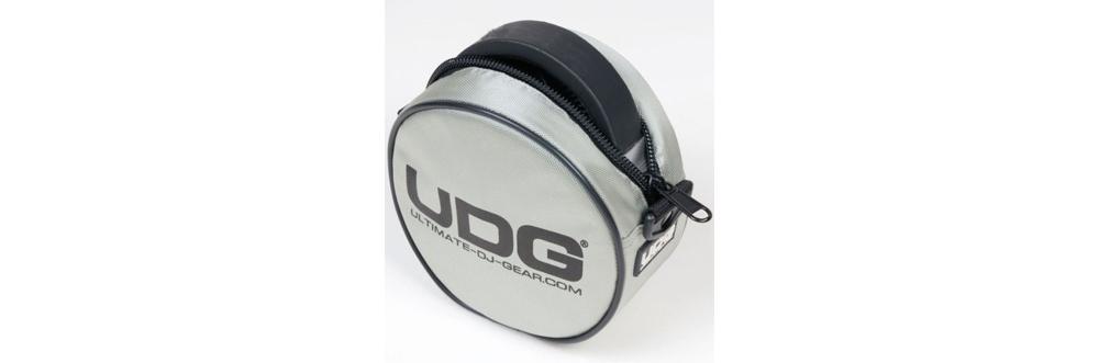 Сумки для наушников UDG Headphone Bag Silver