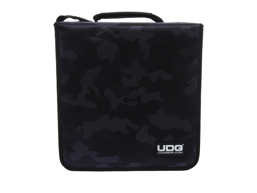 Папки для дисков UDG CD Wallet 280 Camo/Grey