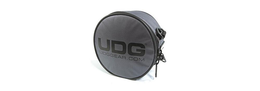 Сумки для наушников UDG Headphone Bag Grey/Orange