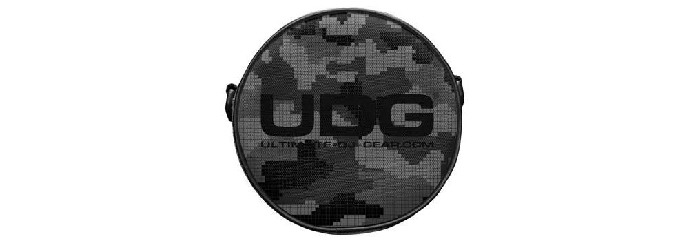 Сумки для наушников UDG Headphone Bag Camo Grey