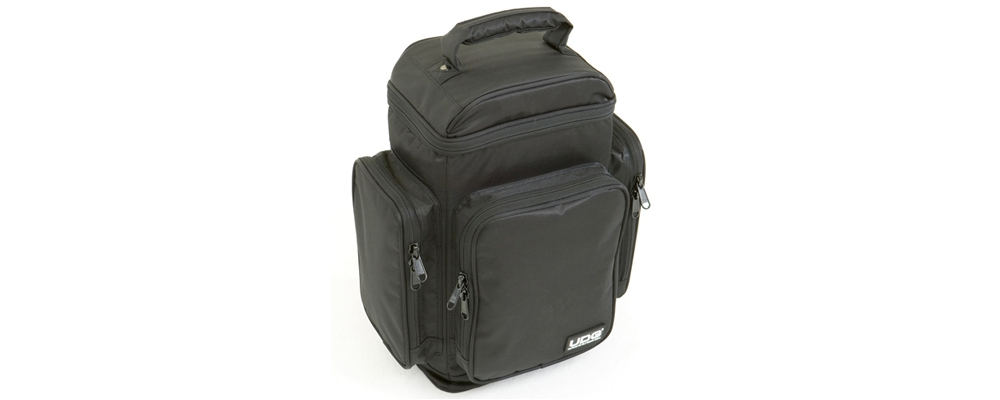 Сумки для ноутбуков UDG Producer Bag Black/Orange inside