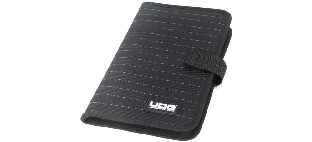 Папки для дисков UDG CD Case 24 Black/Grey Stripe