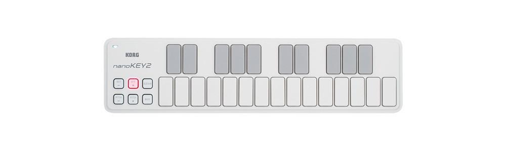 Midi-клавиатуры Korg nanoKey 2