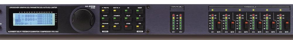 Процессоры эффектов DBX DriveRack 260