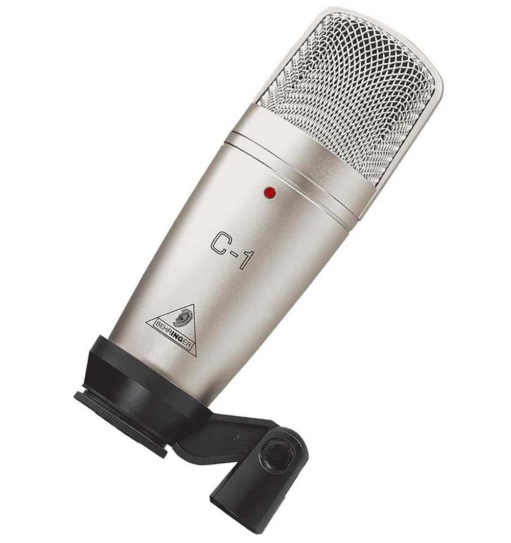 Все Микрофоны Behringer C-1