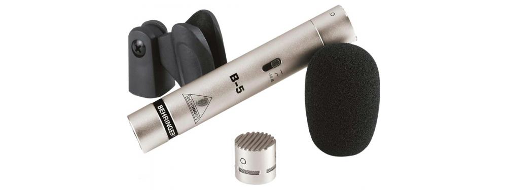 Все Микрофоны Behringer B-5