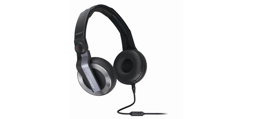 DJ-наушники Pioneer HDJ-500T-K