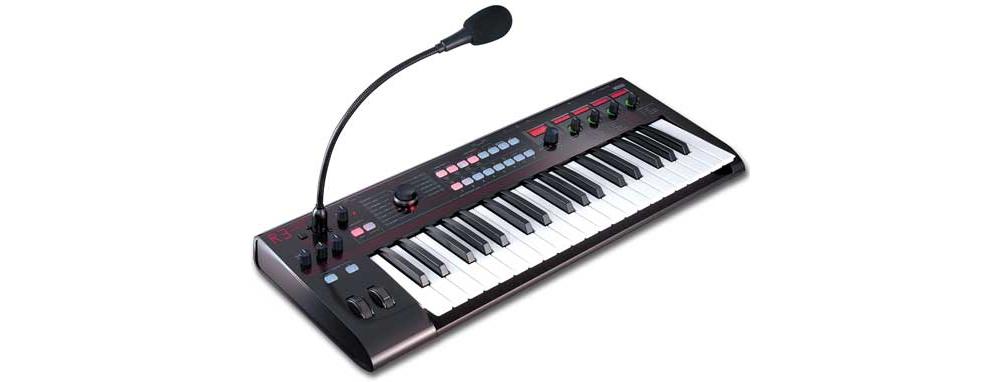 Синтезаторы и рабочие станции Korg R3