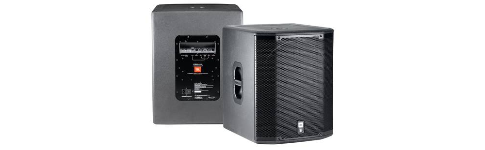 Акустические системы JBL PRX 618S