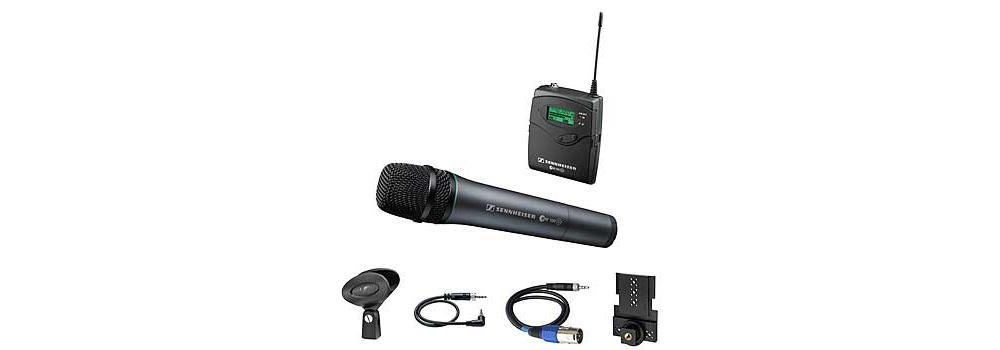 Все Микрофоны Sennheiser ew 135-p G2