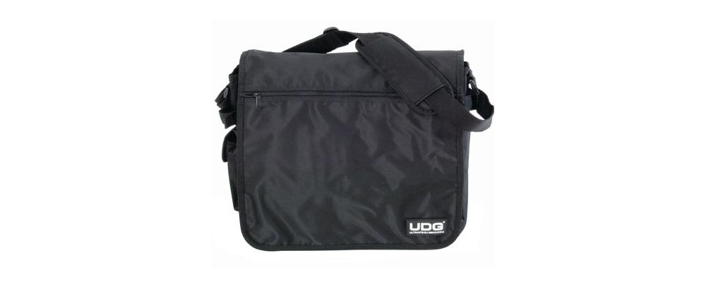 Сумки для пластинок UDG CourierBag Black