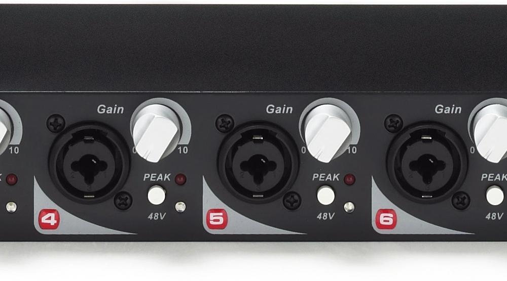Предусилители SMPro Audio PR8E