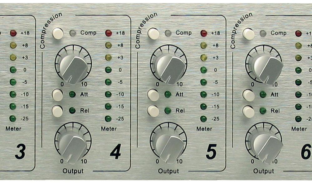 Компрессоры SMPro Audio OC8