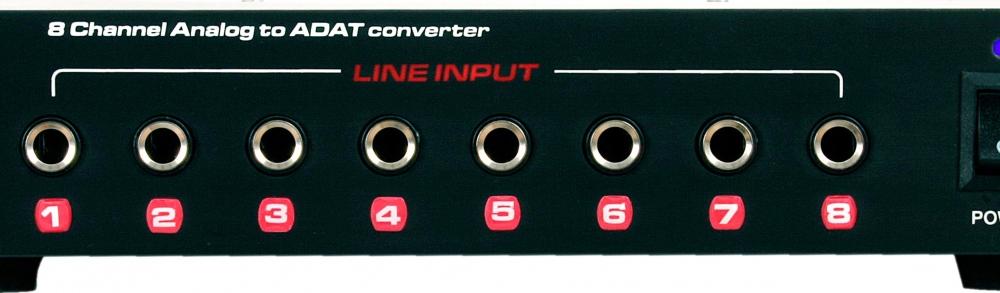 Аудио конверторы, рекордеры SMPro Audio AO8