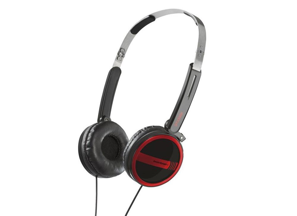 Наушники для плеера Beyerdynamic DTX 300 P Red