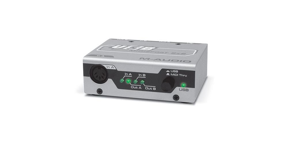 Звуковые карты M-Audio MidiSport 2x2