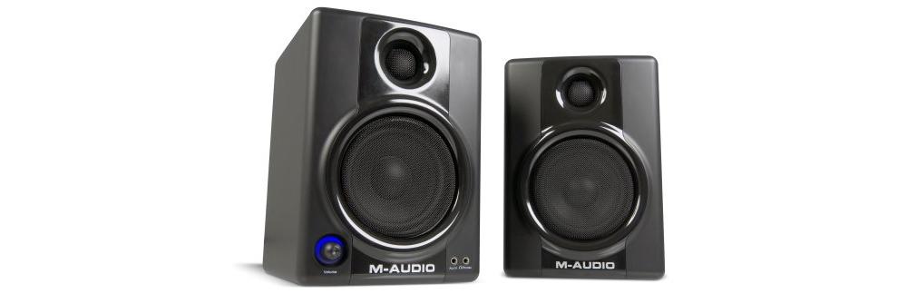 Студийные мониторы M-Audio Studiophile AV40 MkII