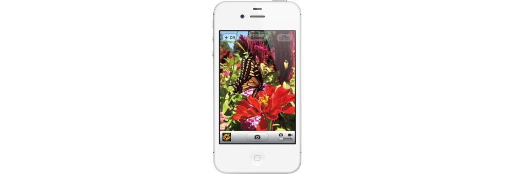 iPhone Apple iPhone 4S 16GB White