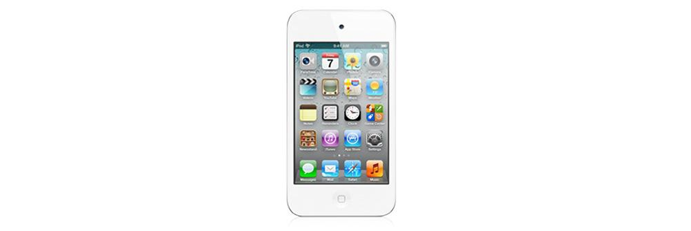 iPod touch Apple iPod touch 4Gen white 64GB