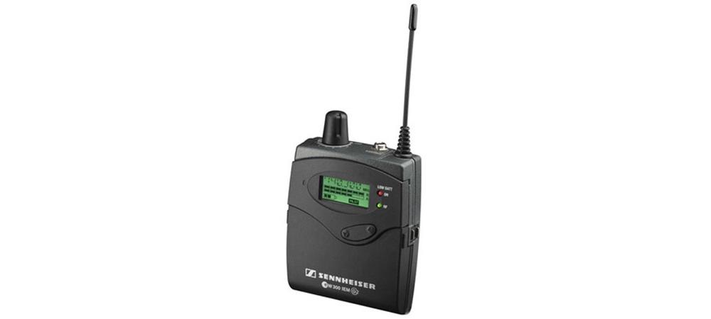 Персональные мониторы (in ear) Sennheiser EK 300 IEM G2
