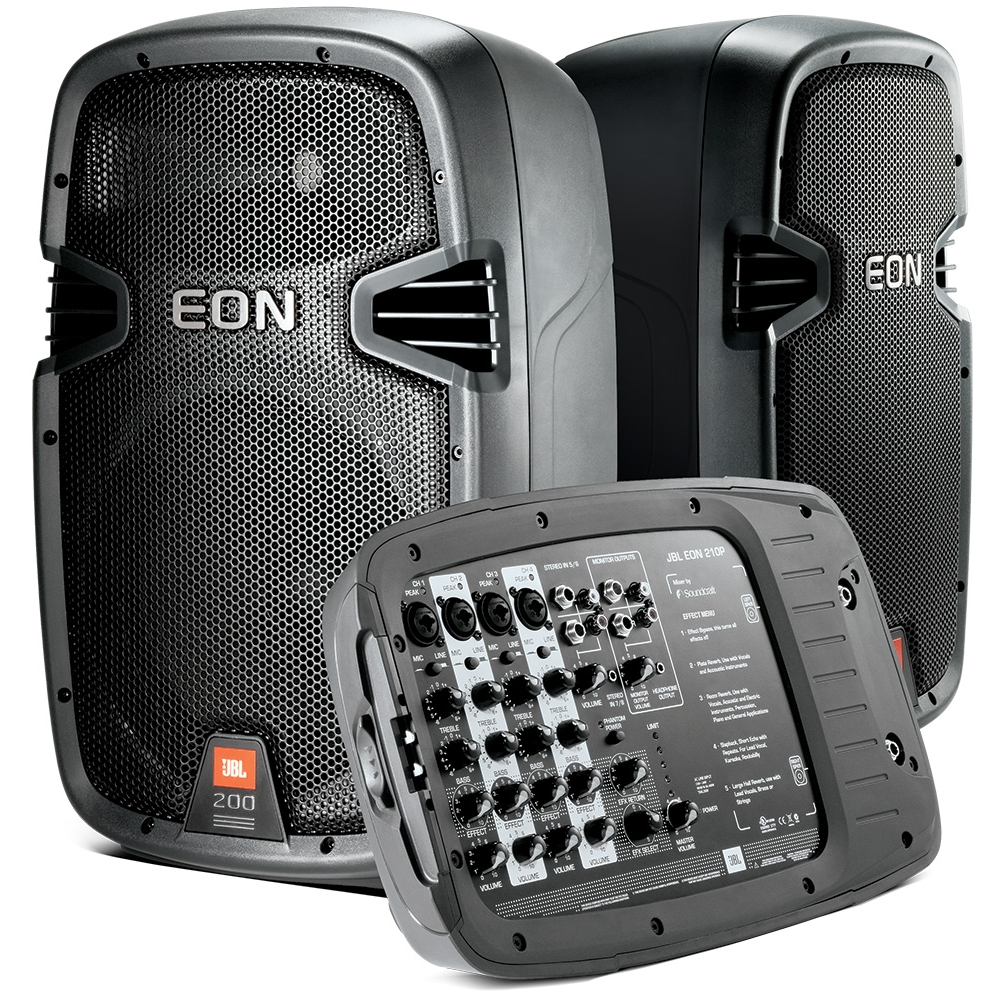 Акустические системы JBL EON210P