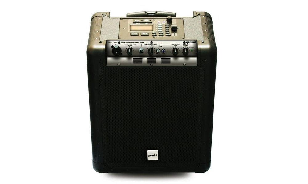 Acoustics  Gemini MS-USB