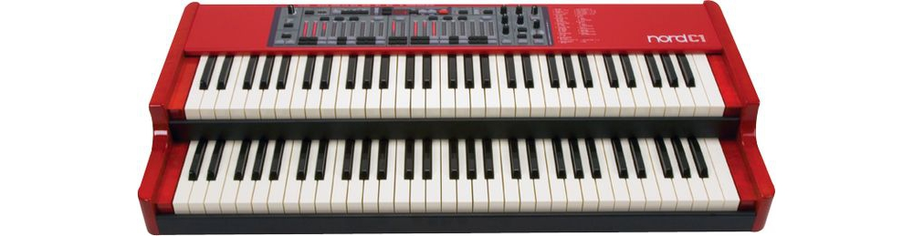 Цифровые пианино Nord (Clavia) C1 Combo Organ