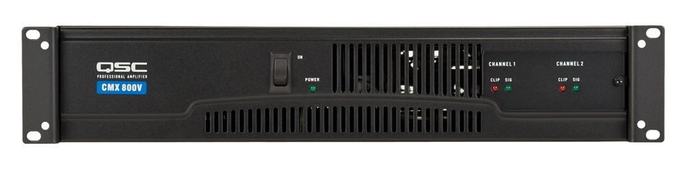 Усилители мощности QSC CMX800Va