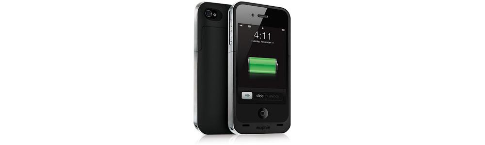 iPhone Mophie  Juice Pack Air