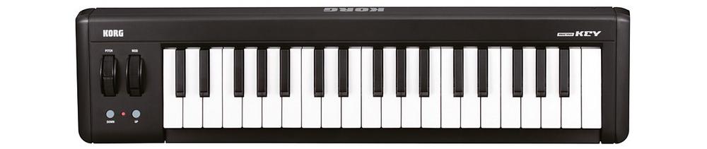Midi-клавиатуры Korg microKEY