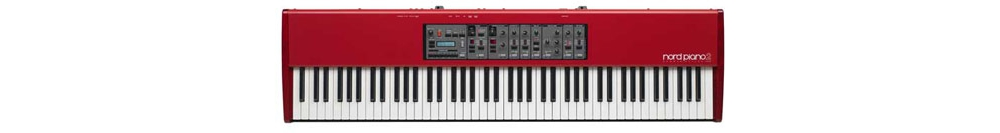 Цифровые пианино Nord (Clavia) Piano 2 HA88