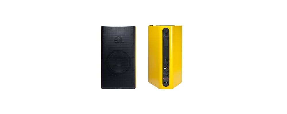 Акустические системы Monster Beats Clarity HD Monitor Speakers Yellow
