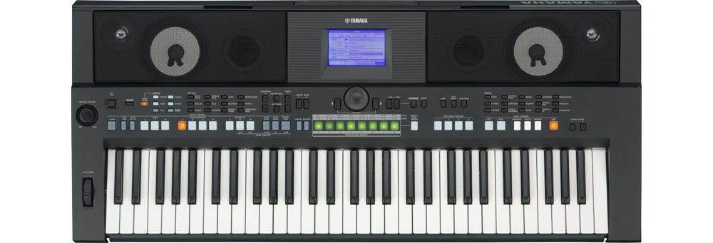 Синтезаторы и рабочие станции Yamaha PSR-S650