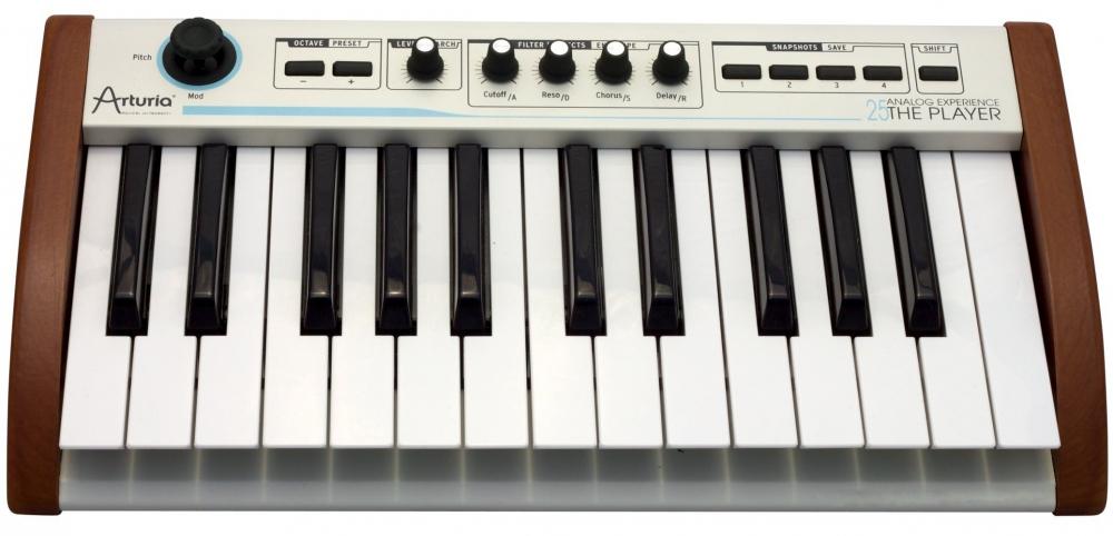 Midi-клавиатуры Arturia Analog Experience 25