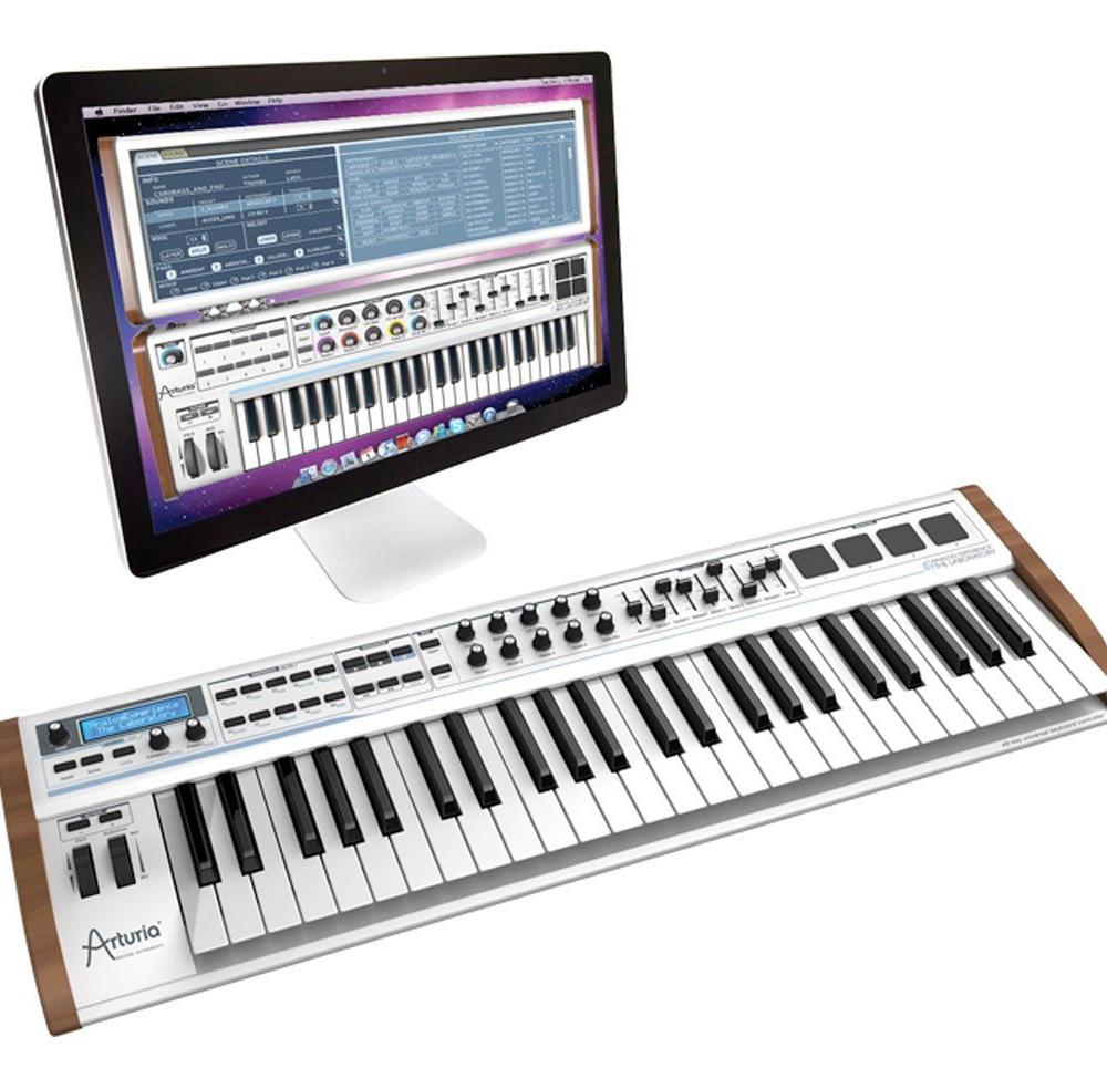 Midi-клавиатуры Arturia THE LABORATORY / Analog Experience 49