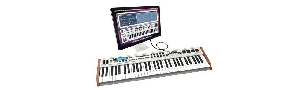 Midi-клавиатуры Arturia THE LABORATORY Analog Experience 61