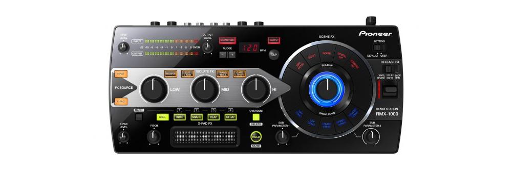 Эффекторы Pioneer RMX-1000