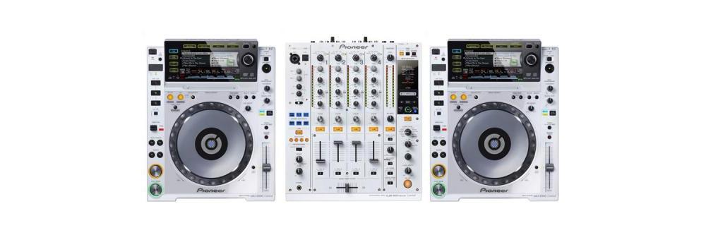 DJ-комплекты Pioneer CDJ-2000 DJM 900 Nexus Limited