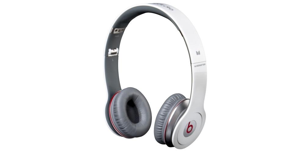 Наушники для плеера Beats by Dr. Dre Solo HD White ControlTalk