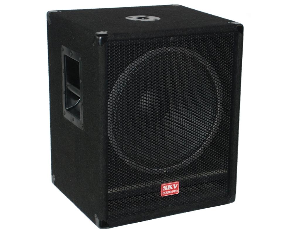 Акустические системы SKV Bass EM-15